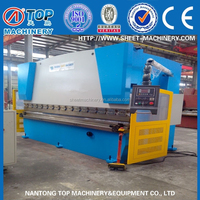 W67Y-100T 3200 NC Gantry type hydraulic press brake