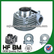 OEM quality cylinder block motorcycle GY6 ,125cc motorcycle cylinder block and piston kits ,motorcycle cylinder assy