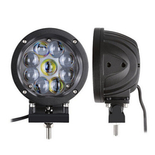 High quality 5.5 inch auto offroad LED lights, auto truck 45W LED work light