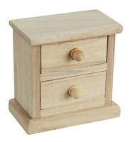 small unfinished wooden boxes wholesale small wooden drawer storage box