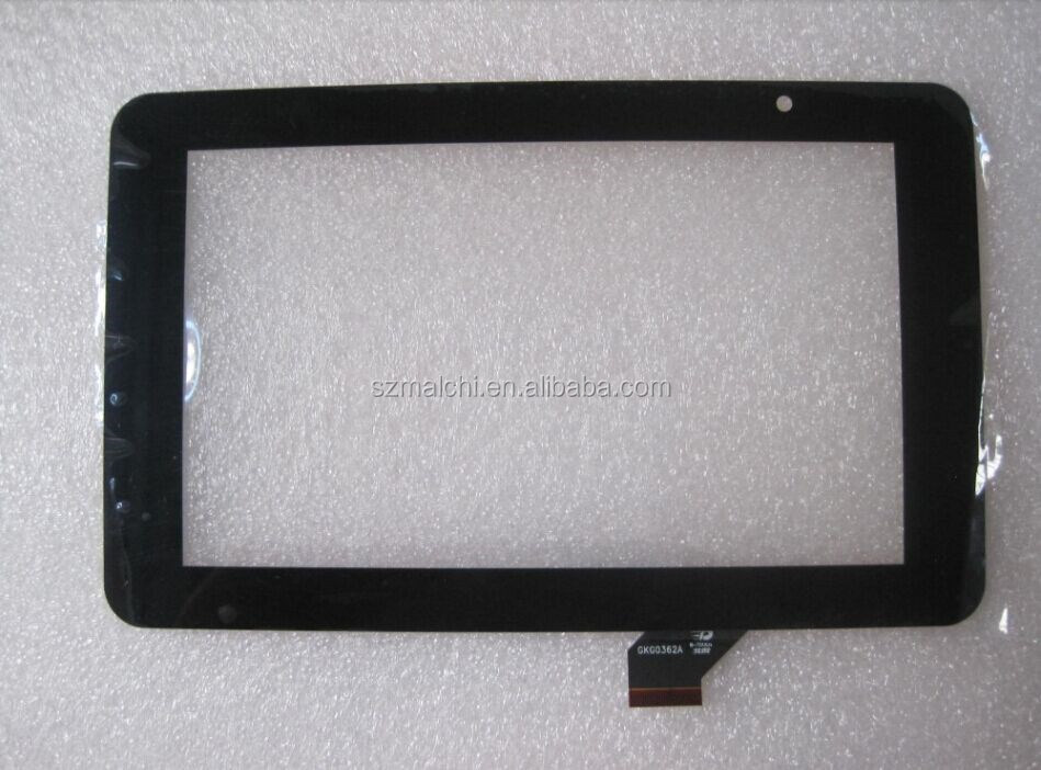 "7"" inch Prestigio MultiPad PMP3970B Duo 7.0 HD touch panel,Tablet PC touch panel digitizer GKG0362A"