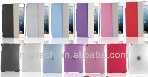Magneti Smart Cover case for iPad mini 1 2 3 4