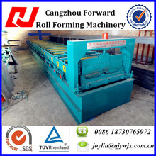 Automatic Joint Hidden Steel Roofing Sheet Roll Forming Machine
