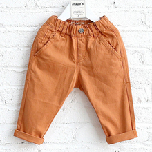 Hot selling high quality kids new design formal boys pants designs