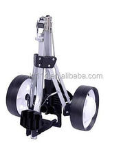 Durable Aluminium Alloy Single Golf Trolley