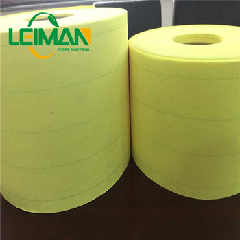 High-quality filter materials hydraulic filter paper