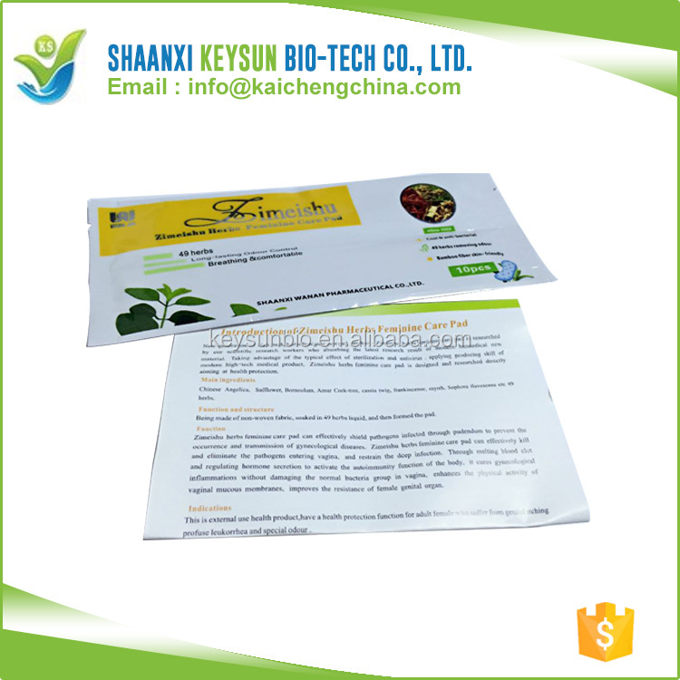 Recommend skin care wholesale distributors needed herbal extract sanitary pad