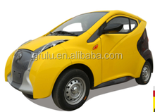 China cheap DOT approved 5.6 kw electric automobile with 2 doors