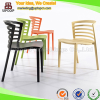 (sp-uc295) Modern stacking cheap plastic restaurant patio chairs