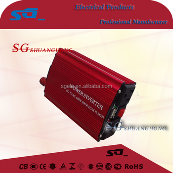 DC 12V24V to AC110V USA MSW inverter Modified Sine Wave Inverter