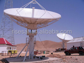 4.5m VSAT DISH ANTENNA motorised factory price