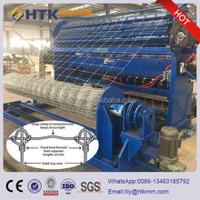HTK Factory Fixed Knot Cattle Fence Machine, Grassland fence/Field Fence machine