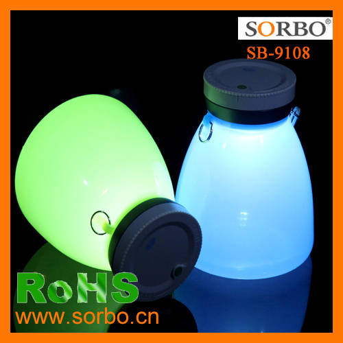 Rechargeable led lanterns USB self-powered eggs lights