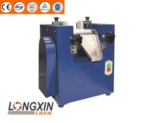 Longxin lab scale three roller mill