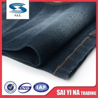 Trendy style fr cotton denim fabric for jeans with good prices