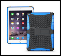 2015China wholesale! tablet hard shockproof case cover for apple ipad air 2