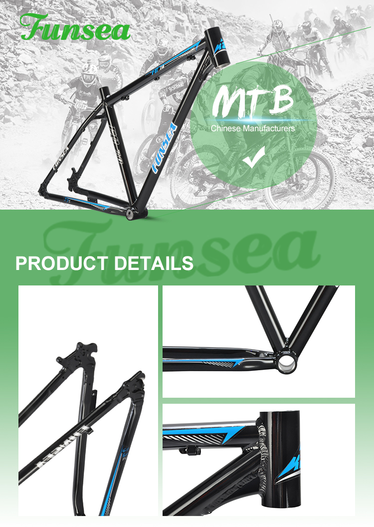 "New arrival high quality low price 27.5""*17""/18""/19""/20"" aluminium alloy #6061 frames mtb frame China mountain bike frame"