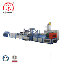 Cheap price HDPE extruder mesh tearing film machine products
