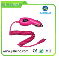 led indicator phone battery Adapter colorful Car Cable Charger cheap goods from China