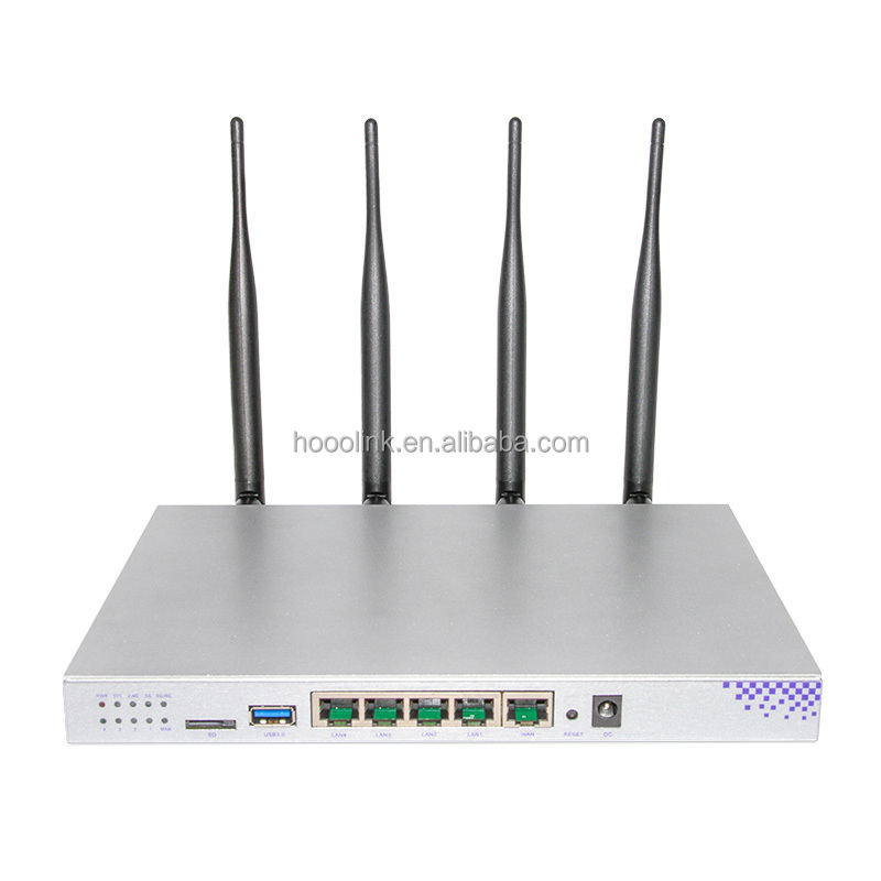 dual band 802.11ac 1200mbps 2.4ghz 5ghz openwrt wireless router MT7621A Chipset Gigabit wifi router