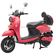 2017 high quality 1000W 2wheels vintage electric vespa scooter