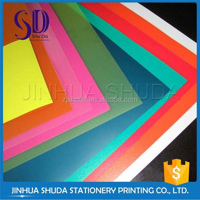 Hot Sale Cheap Designed PP Sheet, Colorful Hard Plastic Sheet