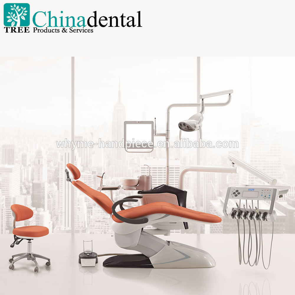 New Fashion Standard Type Human Friendly Economical best dental units / dental chair price