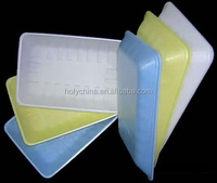 hot sale polystyrene foam tray