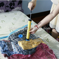 customized vacuum storage bag wholesale/home organizer products/OEM service