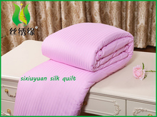 famous brand SIXIUYUAN mulberry silk quilt,home sense bedding sets