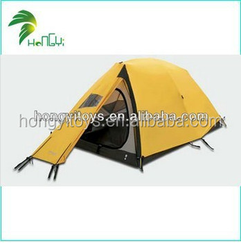 Outdoor Factory Price Folding Camper Trailer Tent With Aluminum Frame