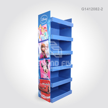 G1412082-2 Paper Material Point of Sale Cardboard Display