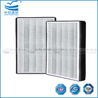 ISO Manufacturer Purifier HEPA Air Filter