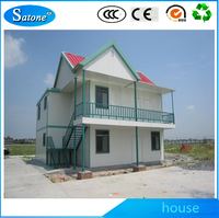 Hot sale flexible Strength and durable container house Removeable container house/ISO modified 40ft shipping container homes