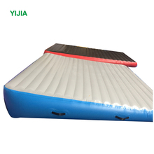 Inflatable impulse incline airmat bungee incline mat for gymnastics