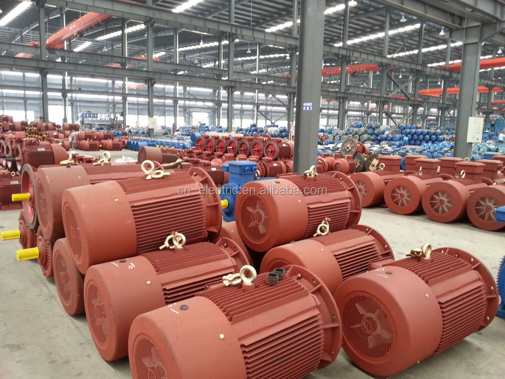 Y2 series Low Voltage Three Phase Electric Motor