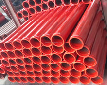 st52 3m Schwing concrete pump spare parts concrete pump pipe