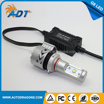 Newest top quality Led auto spare parts G8 led fog headlight