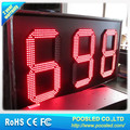 18 inch countdown timer /big size countdown display/led countdown timer