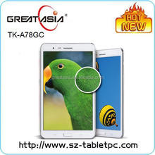 Best alibaba seller 7 inch MTK6592 Octa Core 2G RAM 16G ROM IPS tablet 3g