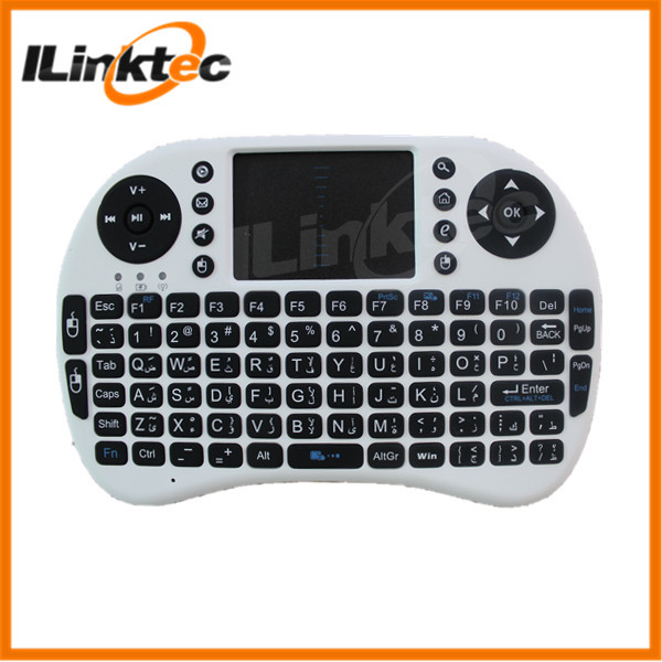 High quality bluetooth touchpad keyboard! Mini wireless bluetooth keyboard for linux os
