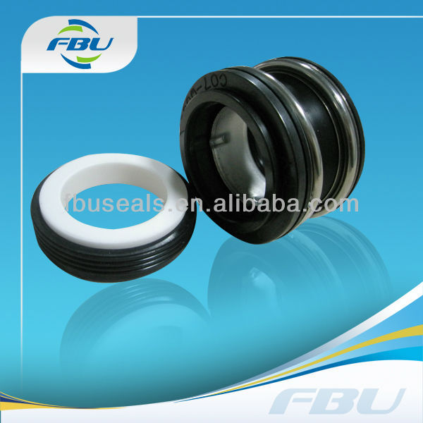 john crane type 6 rubber bellow mechanical seal for water pump