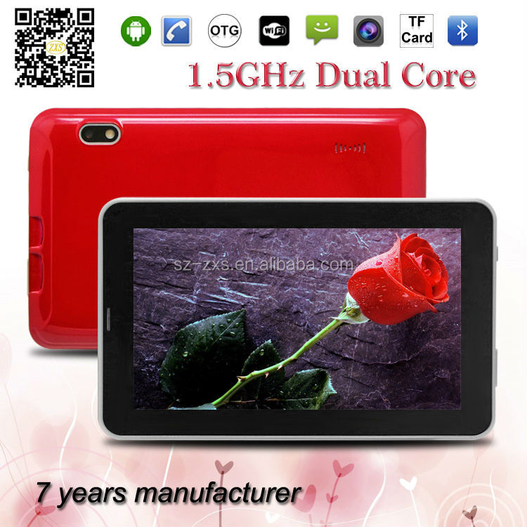 alibaba best sellers 7 inch Android 4.2 Cheap Game Android Tablet Shenzhen ZXS-A13