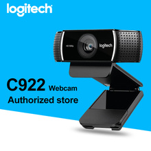 Logitech Webcam C922 wholesale android tv box free driver laptop camera 720P Logitech c310/c525 hd usb pc Webcam for skype