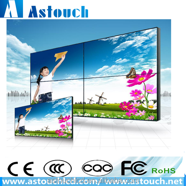 Cheap price Samsung 55 inch DID LCD video Wall,2x2 lcd video wall
