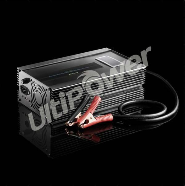 Ultipower 24V 30A desulfation automatic club car golf cart battery charger