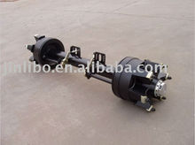 Spoke Spider Axle 12 ton Trailer Axle /Truck Parts