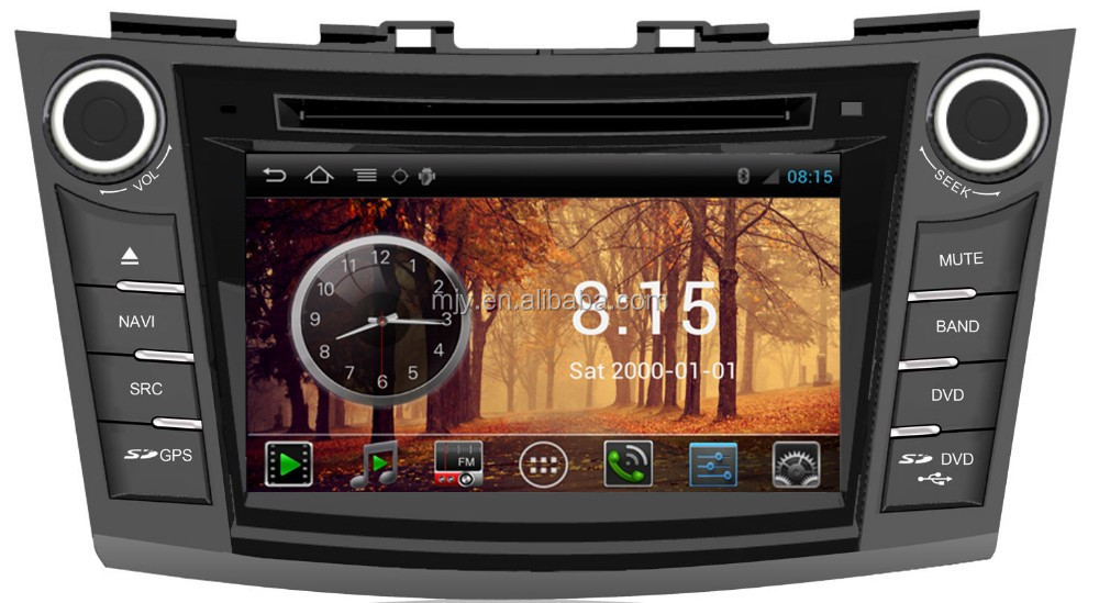 Hot selling Andriod Car DVD CAR GPS Car Navigation for Suzuki Swift