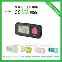 Best Multifunction Pocket 3D G Sensor Electronic Pedometers