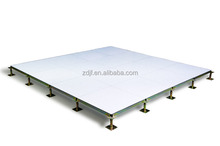 anti-static raised floor, laminate panel with PVC/HPL for computer room/data center